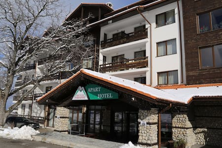 Charming open plan studio apartment - Bansko - Lägenhet