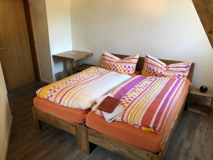 Doppelzimmer im Hotel Sternen