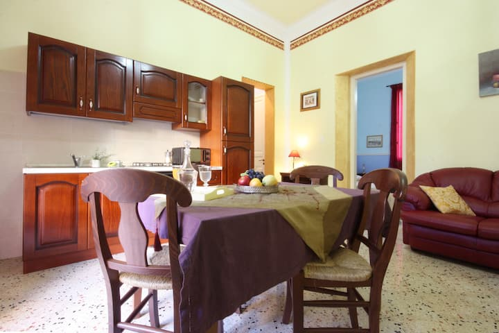 Apartment in old Convent in Trapani