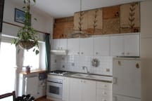 KITCHEN IN THE LIVINROOM