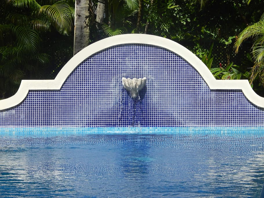 Gibbes Cottage - The Pool