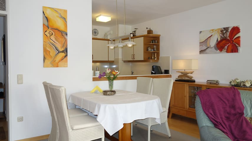Cude apartment in Munich - Grünwald - Grünwald - Departamento