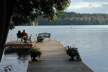 Romantic Lakefront Country Inn ( F $299)