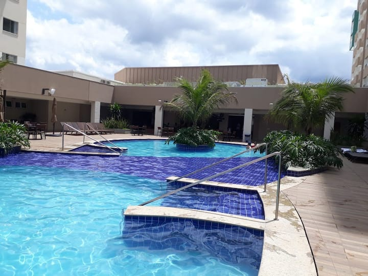 Olimpia Park Resort colado ao Thermas de Laranjais