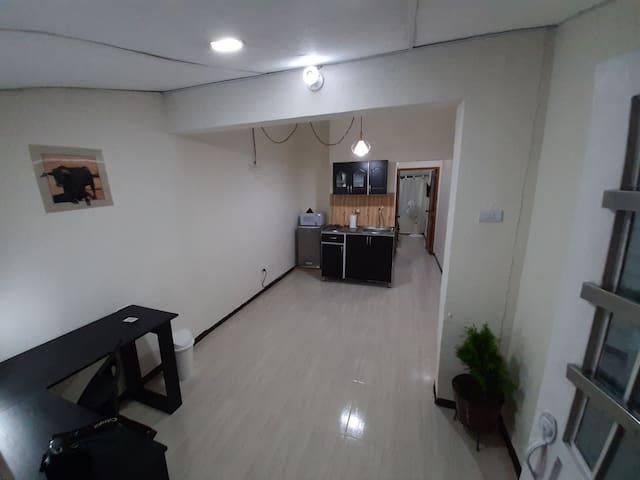 Apartamento amplio  Alamos  Pacara Sameco 2AN-16