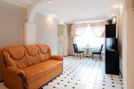 Apartment with interesting design! - Donetsk - Huoneisto