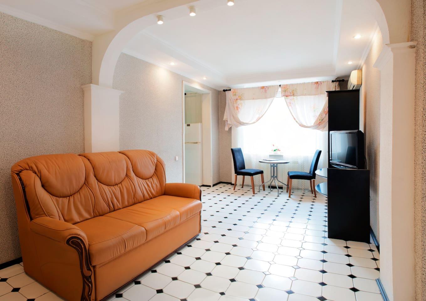 Дизайн квартиры в донецке