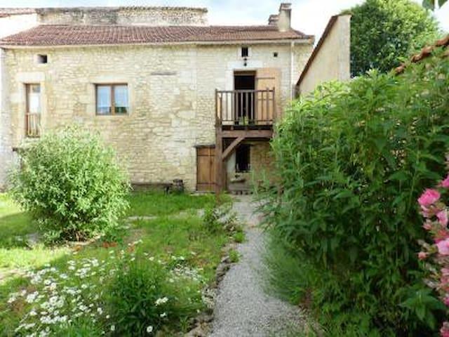 Charmante maison périgourdine - Saint-Laurent-des-Bâtons - Casa