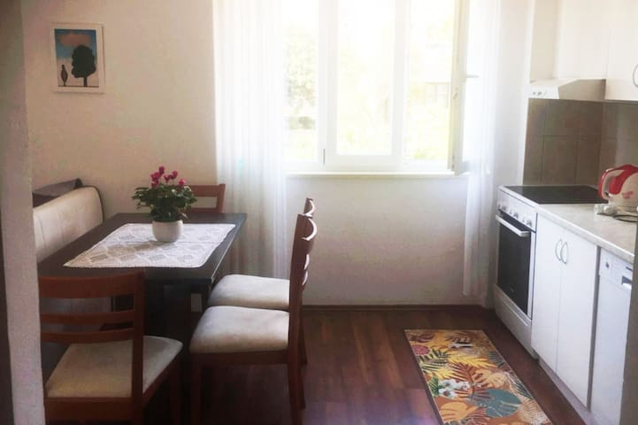 Sunny apartment in the heart of Pula