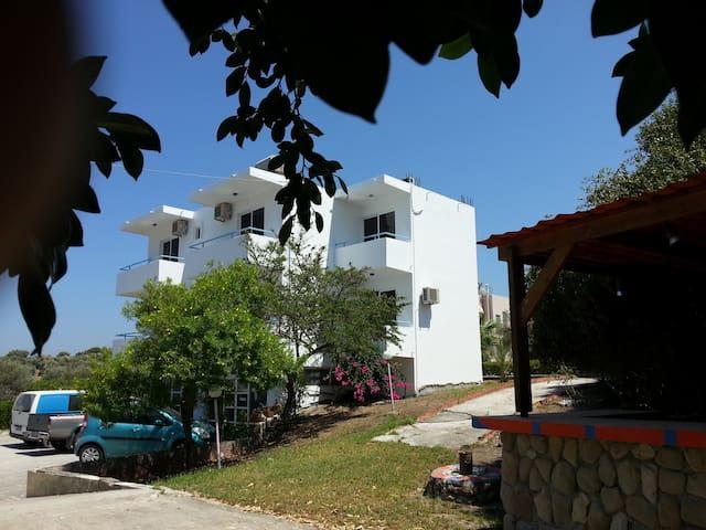Δίκλινο Δωμάτιο S.George Ecotel 204 - Ροδος / Καλαβάρδα / Κέμειρος
