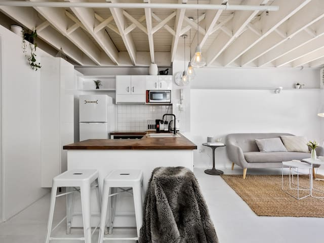 King Street Warehouse Apartment