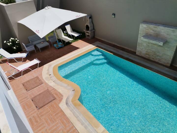 Villa Amir (Zina Holiday Homes Hammamet)