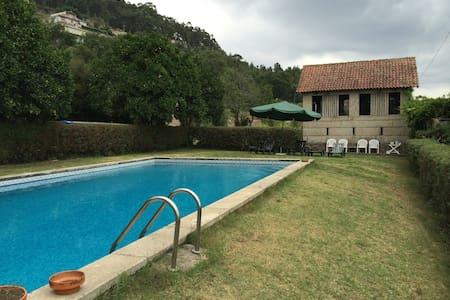 Estudio T0 Duplex no Douro - Alpendorada / Marco de Canavezes / Porto - キャビン