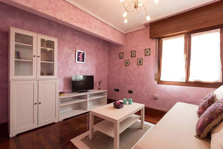 Apartment for 2-3 people, 10 km from Bilbao - San Vicente de Barakaldo