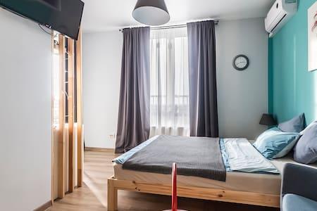 Квартира-студия в новом районе Краснодара