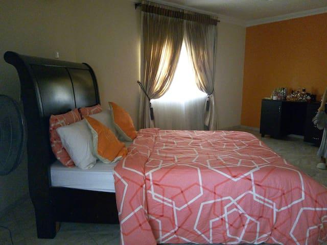 Cozy private room - Lekki - Rumah