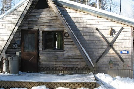 AFrame Cabin - Carrabassett Valley