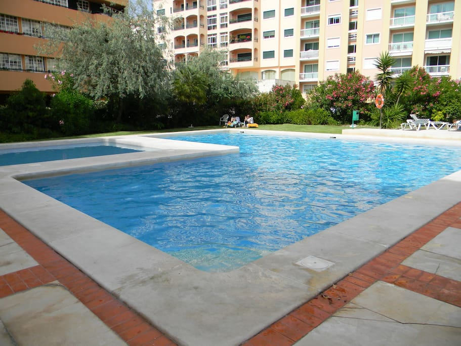 Cascais Coastal Condo W Pool Apartments For Rent In