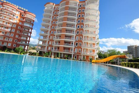 Pleasant rest in a cozy apartment - Alanya, Tosmur