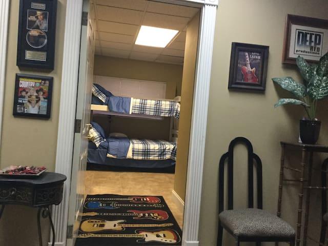 Studio Guest Room A