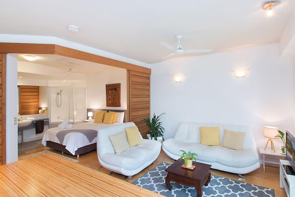 Living & Bedroom 1