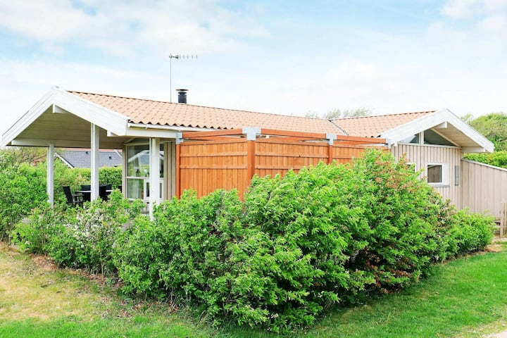 Modish Holiday Home in Jutland with Sea nearby