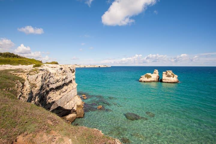 La Magia del Salento - Monteroni di Lecce - Lägenhet