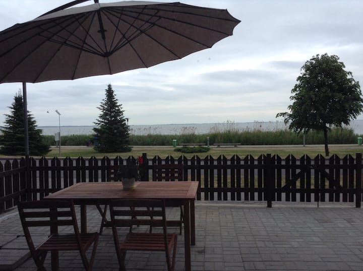 Curonian Lagoon view apartment
