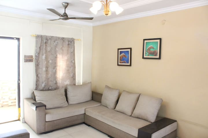 3 Bedrooms - Evana Paradise- Entire Flat