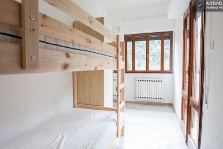 Country House Il Casone: stanza 22 L'Uva - Anticoli Corrado - Allotjament sostenible a la natura