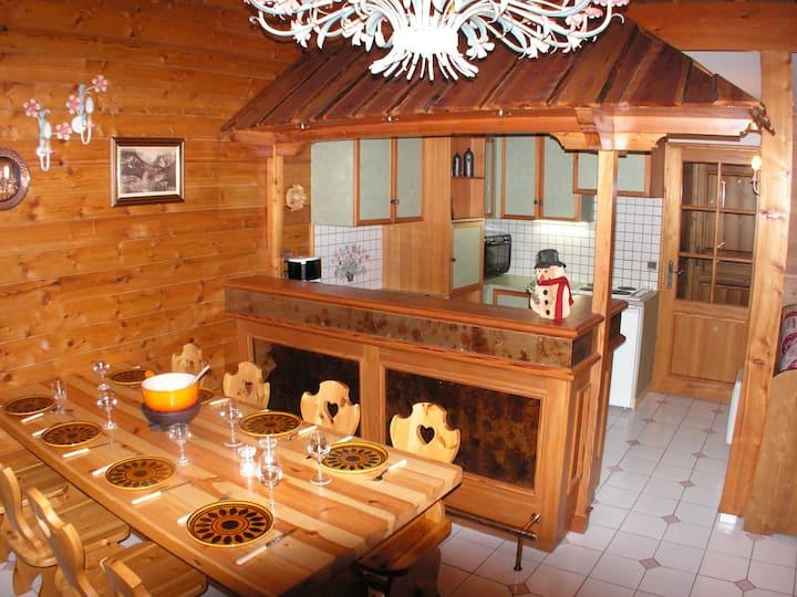 Val D'Isère. Appart. 4 P gd confort