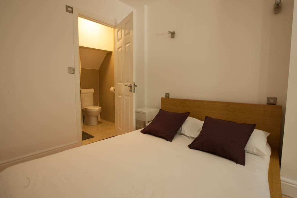 Tooting concept doble en suite room 1 appart 39 h tels for Appart hotel londres