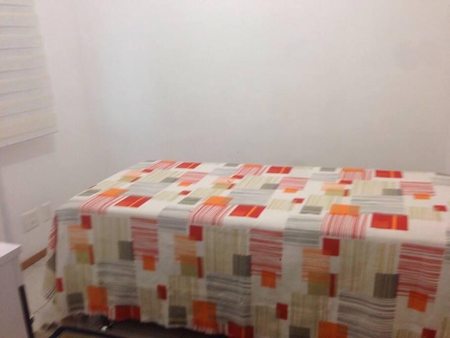 Cama Quarto de Solteiro(com cama auxiliar)