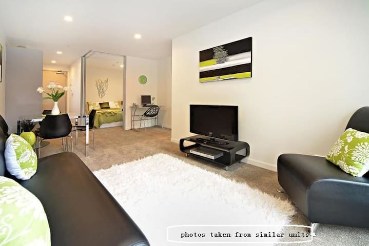 Close to Skycity Bontique apartment - Auckland - Huoneisto