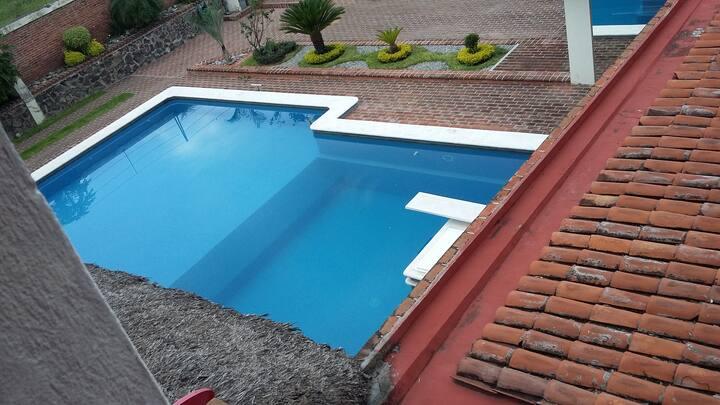 "Bonita casa a 10 minutos de ""Tequesquitengo"""