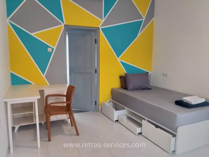 Private Room Near UGM & Sardjito Hospital for 1