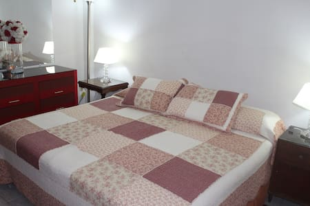 ROOM FOR 2 VERY CONFORTABLE - Tepic - Rumah