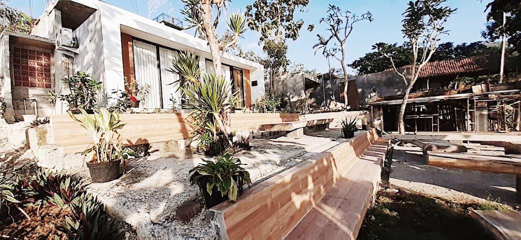 Sentolo Resort , Islamic Villa With River Side