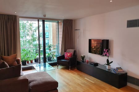 Excellent 1 bed apartment in central London.