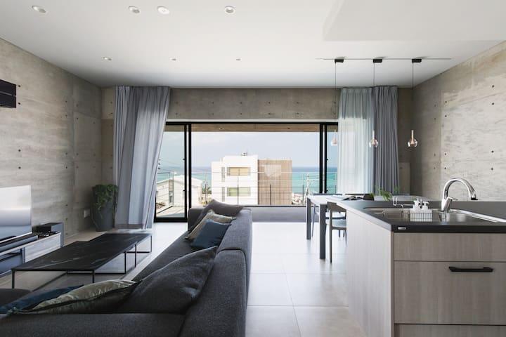 Kaya Villa Onna ☆恩納村の静かな高台にあるデザイナーズヴィラ☆