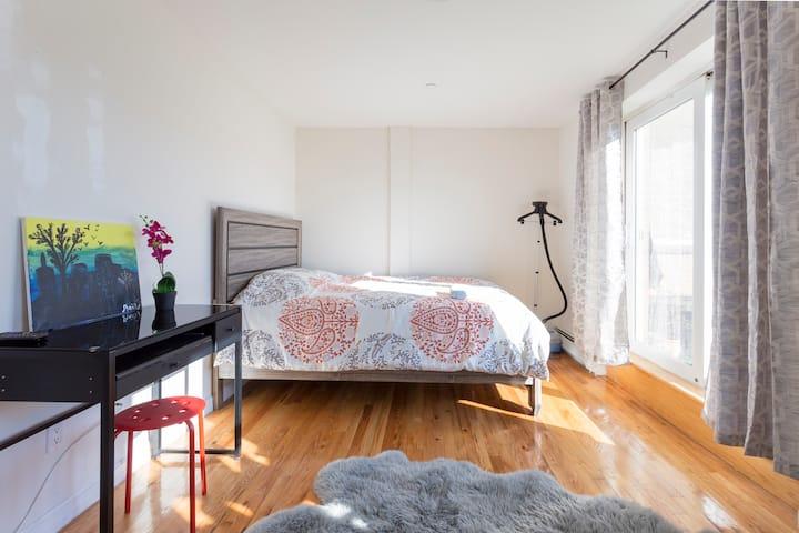 NEW RENO HUGE PRIVATE BED&BATH PLUS TERRACE