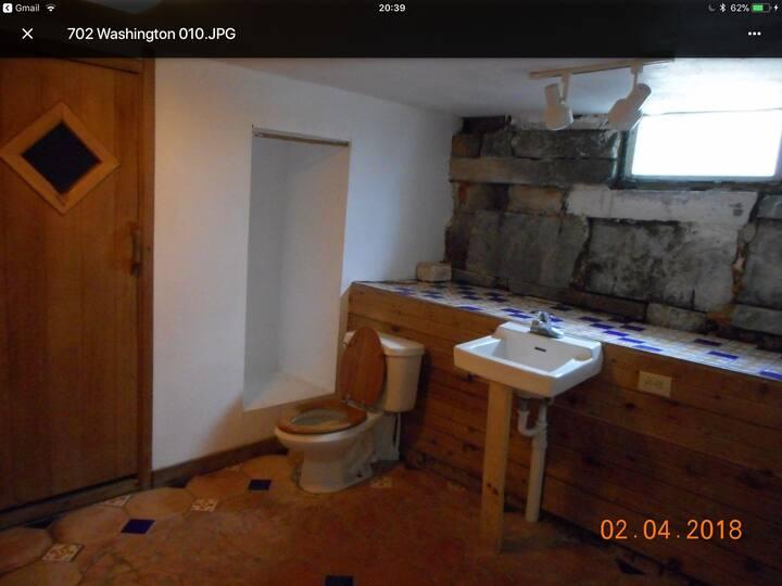 Bedroom number 3 Sauna @702