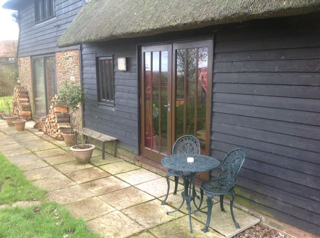 Parsonage Barn Annexe, Near Rye - East Sussex - Hus
