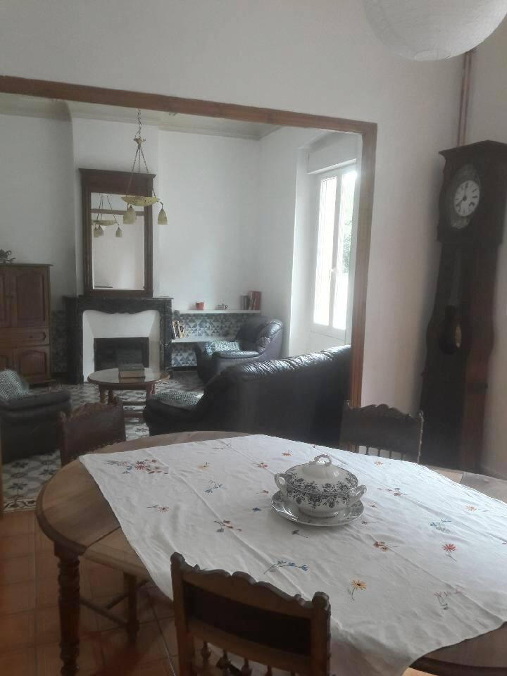 Maison de famille à Roquebrun