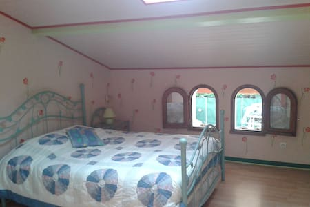 Chambre au calme près de Bordeaux - Cadaujac