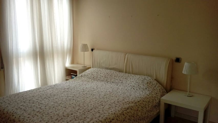 4.1Barcelona Sabadell Private Room-SharedApartmen