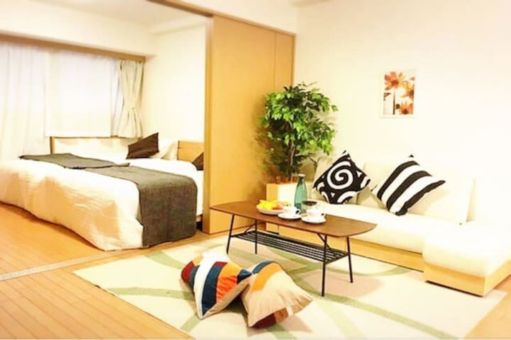 Heart of Asakusa sta 2min/Cozy room1