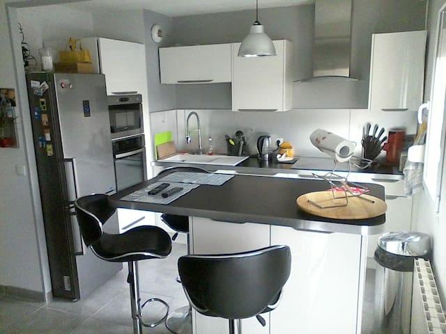 Appartement Résidence sécurisée - Roanne - Pis