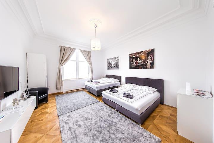 Apartments Rudolfsplaz