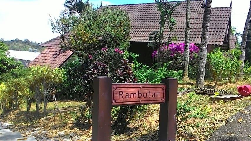 Rambutan Chalet, Carpe Diem Orchard Home Serendah - Serendah - Chalet
